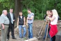 Горецкая академия стала в этом году лидером в организации вторичной занятости студентов.