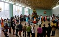 Более 500 ребят из всех районов области собрала в Могилеве губернаторская елка