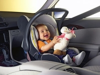 Использование детских автокресел позволяет в случае дорожно-транспортного происшествия снизить смертность среди младенцев на 71%