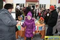 19 февраля посетители РЦСОН смогли полакомиться блинами